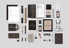 stationary mockup by CreativeGoodies