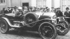 Bentley Duller Clement Le Mans 1926