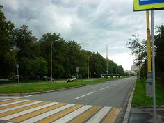 Mendeleev's street (named by the chemist)