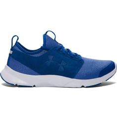 Under Armour Men's UA Drift Mineral Running Shoes (4,880 INR) ❤ liked on Polyvore featuring men's fashion, men's shoes, men's athletic shoes, mens lightweight running shoes, mens breathable shoes, mens running shoes, mens cap toe shoes and mens mesh shoes