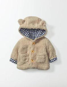 Cosy Animal Jacket