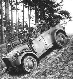 BMW 325. Kfz 15. Light 4x4 army car, Years of production (produced): 1937 - 1940 (3225). Length: 3900mm, width: 1690mm, height: 1900mm.