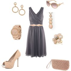 Night on the town!, created by beverly-keith-simpkins on Polyvore