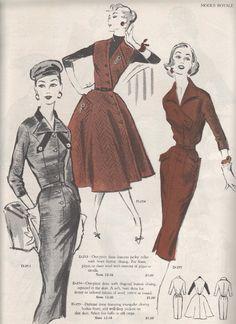 1956 Modes Royale