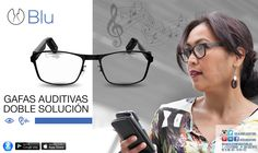 "Lo que estabas esperando, GAFAS AUDITIVAS ""DOBLE SOLUCIÓN"" pregúntalas en #SolucionesAuditivas Tel: 6110808 - Whatsapp: 300 5260573 Sunglasses Women, Fashion, Audio, Waiting, Eyeglasses, Moda, Fashion Styles, Fashion Illustrations"