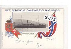 Hurtigruten DS Hera BDS  4/8-1903