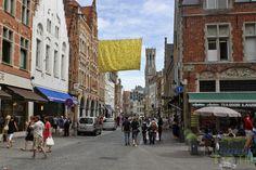 De paseo por las calles de #Brujas en #Bélgica - Strolling the streets in #Bruges, #Belgium
