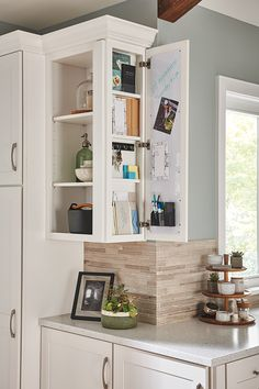 Home refurbishment can completely give a facelift to an otherwise old-looking house. Best Secrets Home Renovation Remodel Your Living Space Ideas. Diy Kitchen Storage, Storage Cabinets, Kitchen Organization, Kitchen Cabinets, Kitchen Countertops, Soapstone Kitchen, Kitchen Backsplash, Kitchen Appliances, Built In Kitchen Cupboards