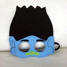 Máscara Artesanal Trolls