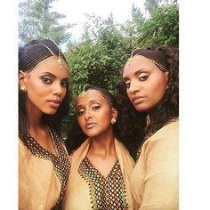 erithopia:   beauties @gracemahary #eritrean #eritrea #habesha   Eritrea
