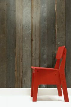 Scrapwood Wallpaper PHE-04 by Piet Hein Eek 9m Roll