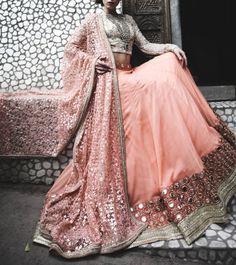 by Megha & Jigar (Desi Bridal Shaadi Indian Pakistani Wedding)