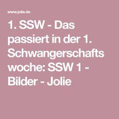 1. SSW - Das passiert in der 1. Schwangerschaftswoche: SSW 1 - Bilder - Jolie