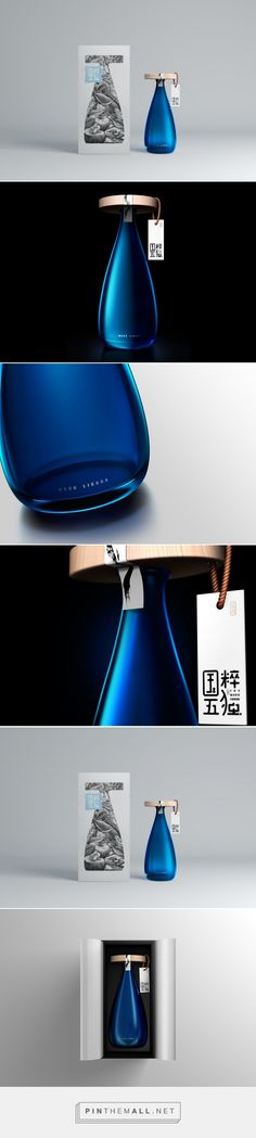 Guo Cui Wu Du Liquor         on          Packaging of the World - Creative Package Design Gallery - created via https://pinthemall.net