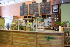 Roots Organic Juice Cafe, 108 E. Lincolnway Valparaiso, IN USA - (219)-707-5655