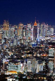 画像 : 【華の都 大東京】東京都心の夜景 - NAVER まとめ