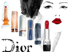 Rouge Dior turns 60: Read a little history lesson on the lipstick that's been emboldening women since 1953, only on the #Sephora Glossy!