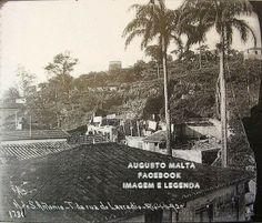 Rio de Janeiro: Morro de Santo Antônio - Augusto Malta - Tomada da...