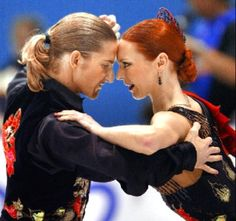 Ice Dance - Music used by 2002 Olympic Champions Marina Anissina and Gwendal Peizerat