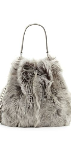 3b11b66bef8c Like it as long as it s faux fur. Fur Bag