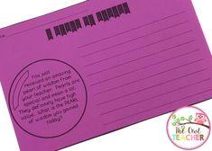 24 Exit Ticket Ideas School Teacher Student, Parent Teacher Conferences, Student Goals, Instructional Strategies, Differentiated Instruction, Teaching Strategies, Teaching Ideas, Paragraph Writing, Persuasive Writing