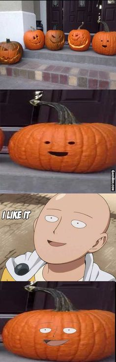 Saitama | One Punch Man XD WHY AM I LAUGHING SO HARD?!?!