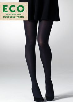 Gipsy Eco 50 Denier Recycled Yarn Tights In Stock At UK Tights