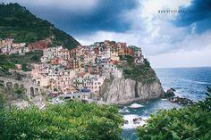 Liguria na majówkę- Cinque Terre w jeden dzień - Never Ending Travel Cinque Terre, Never, Grand Canyon, Nature, Travel, Naturaleza, Viajes, Destinations, Grand Canyon National Park