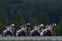 Red Bull MotoGP Rookies Cup - Martin wins dry wet Race 1 in Brno - http://superbike-news.co.uk/wordpress/Motorcycle-News/red-bull-motogp-rookies-cup-martin-wins-dry-wet-race-1-brno/