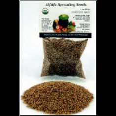 Grow sprouts at home with our sprouting kits and supplies! Make homegrown sprouts to add to your salads, sandwiches and much more! Broccoli Sprouts, Bean Sprouts, Alfalfa Sprouts, Sprouting Seeds, Kitchen Herbs, Superfoods, Organic, Fruit, Vegetables