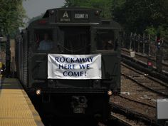 Welcome Back, A Train!