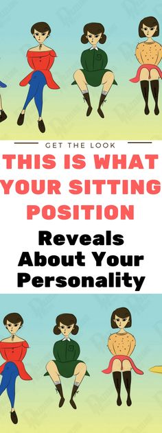 This Is What Your Sitting Position Reveals About Your Personality...!! Read this!!