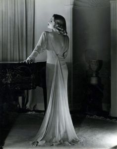 Constance Bennett by George Hurrell