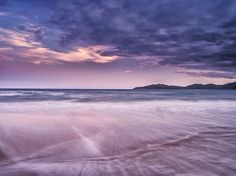 Totaranui Beach, ten seconds of time.