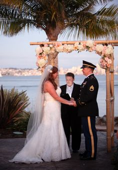 Amanda & Blain: Heart will Travel Military Romance in San Diego