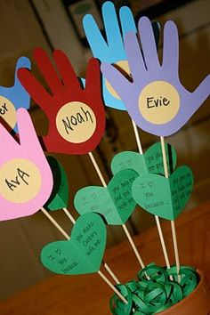 Love Handprints!