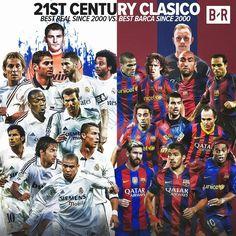 Clasico teams of decade 00-10