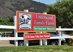 Underwood Family Farm Moorpark, ...