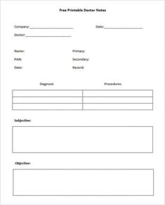 22 Printable Dot Physical Form Templates Fillable Samples