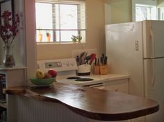 Isn't that countertop cool?  The Toland Adobe, a Bisbee vacation rental.