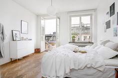 Appartement met visgraatvloer als eyecatcher