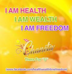 HEALTH - WEALTH - FREEDOM