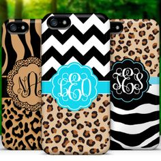 Here's a look at 3 of our most popular designs. Which one is your favorite? Available at --> http://mgramcases.com/