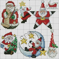 Cross Stitch Cow, Xmas Cross Stitch, Cross Stitch Alphabet, Cross Stitching, Cross Stitch Embroidery, Cross Stitch Designs, Cross Stitch Patterns, Yarn Projects, Plastic Canvas Patterns