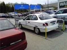 Parking on Redneck Street