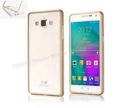 Samsung Galaxy A5 Metal Çerçeveli Kılıf Sarı -  - Price : TL22.90. Buy now at http://www.teleplus.com.tr/index.php/samsung-galaxy-a5-metal-cerceveli-kilif-sari.html