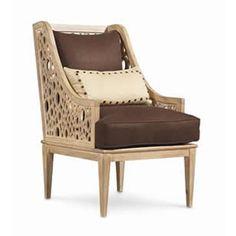 Chairs : upholstery : Home Furnishings : Designer Furniture | Caracole Furniture at Whitley Furniture Galleries in Zebulon