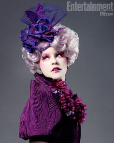Hunger Games...Effie