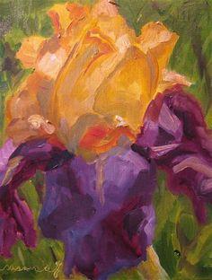 Third Times a Charm - Original Fine Art for Sale - © Susan E Jones