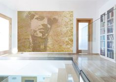 World Wall Art code: WO 029 Hand made Digital Artwork Method of imprinting: Digital printing Designer - Digital artist / Costas Gontas